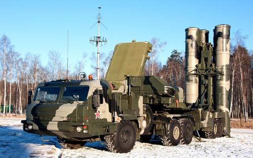 Hệ thống tên lửa S-400 của Nga