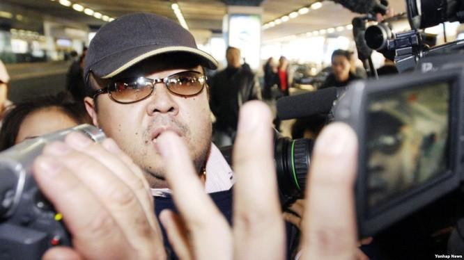 Ông Kim Jong Nam tại tại Trung Quốc