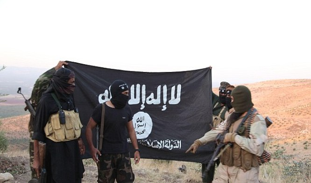 Chiến binh IS khét tiếng tàn bạo