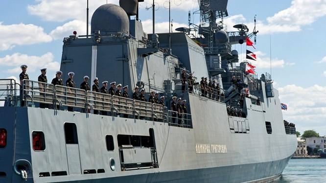Chiến hạm Đô đốc Grigorovich