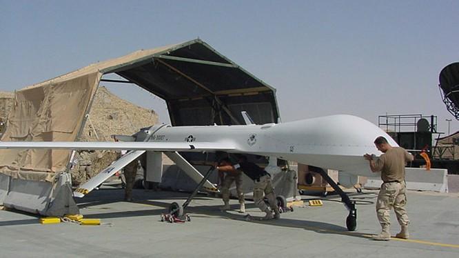 Máy bay không người lái của Mỹ hoạt động thường xuyên ở chiến trường Trung Đông