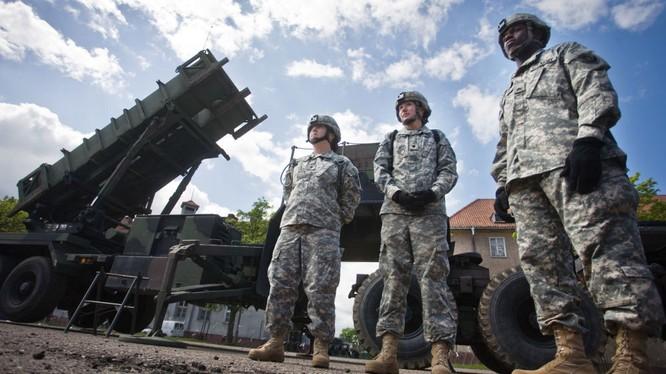 Hệ thống chống tên lửa Patriot của Mỹ