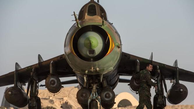 Chiến đấu cơ không quân Syria