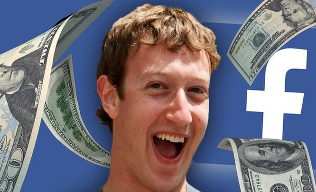 Tỷ phú Mark Juckerberg