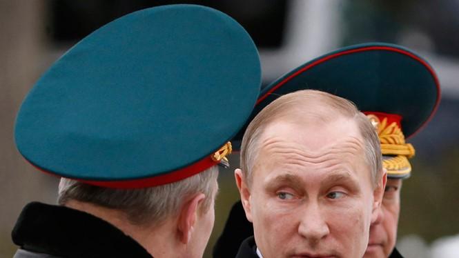 Tổng thống Nga Putin không chấp nhận một thế giới đơn cực
