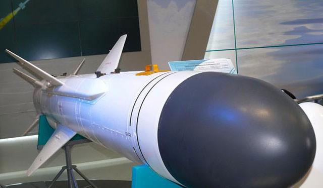 Tên lửa chống hạm Kh-35UE của Nga