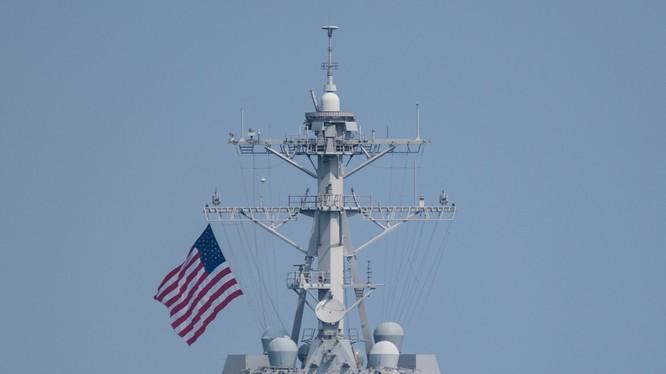 Mỹ đã nối lại hoạt động tuần tra tự do hàng hải ở Biển Đông sau một thời gian trì hoãn