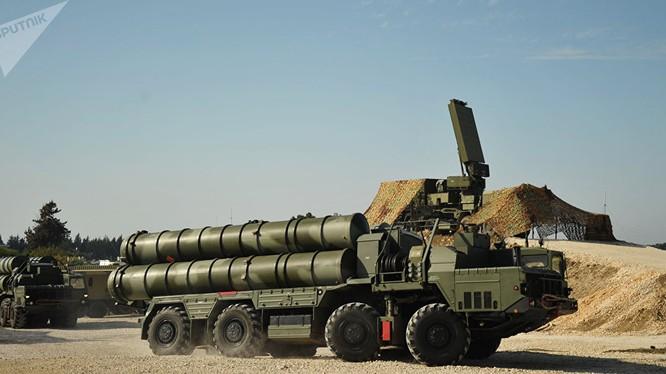 Nga đã triển khai hệ thống S-400 đáng gờm tại Syria