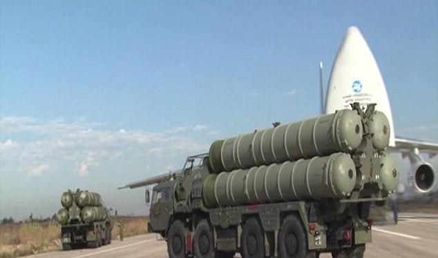 Nga đã triển khai các hệ thống S-400 đáng gờm tại chiến trường Syria