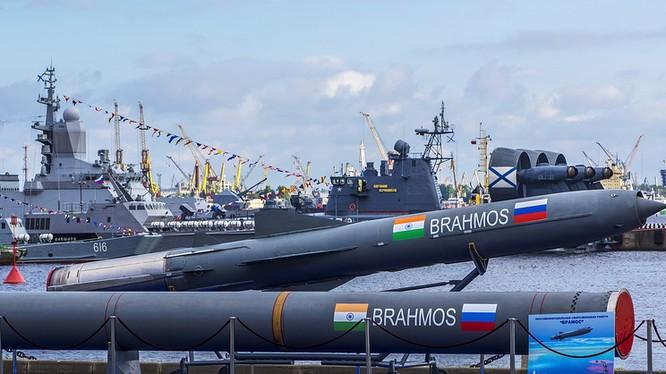 Tên lửa BrasMos của Ấn Độ