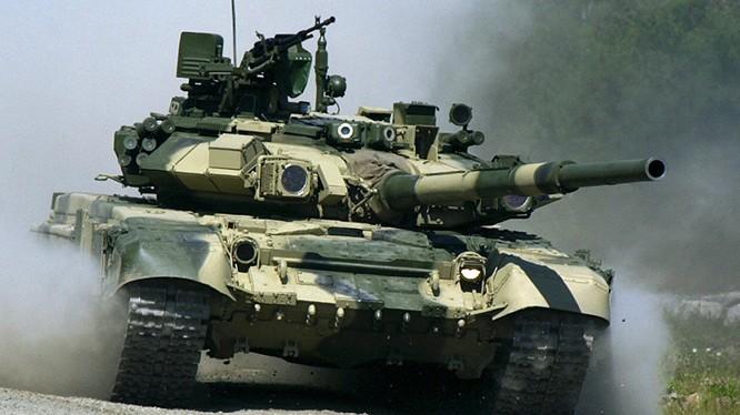 Xe tăng T-90 Nga được nhiều quốc gia quan tâm