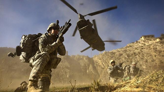 Mỹ đã gây ra và can thiệp vào nhiều cuộc chiến trên thế giới