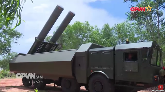 Hệ thống tên lửa chống hạm Bastion-P của hải quân Việt Nam
