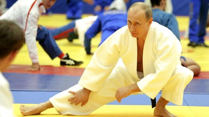 Ông Putin là một cao thủ Judo và điều đó có ảnh hưởng trong các quyết sách của nhà lãnh đạo Nga