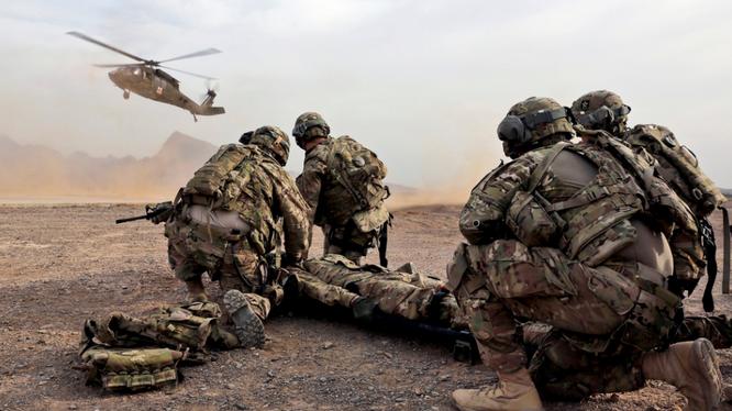 Số binh sĩ Mỹ thương vong tại cuộc chiến Afghanistan ngày càng tăng cao