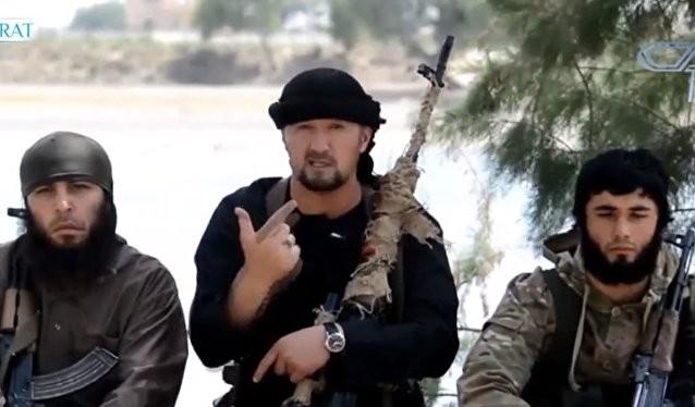 Đòn tập kích chính xác của Nga đã tiêu diệt thủ lĩnh chiến tranh của IS