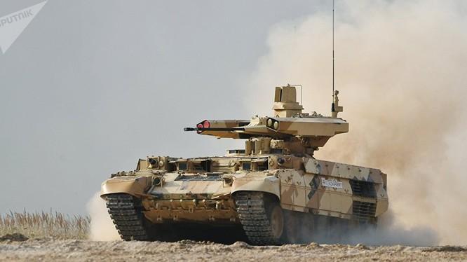 """Cỗ máy chiến đấu """"Kẻ hủy diệt"""" Nga ra đời sau kinh nghiệm từ cuộc chiến Chechnya"""