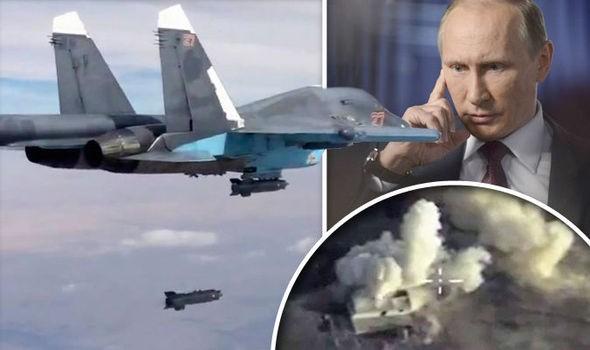 Tổng thống Nga Putin đã đảo ngược cục diện chiến trường Syria chỉ trong một thời gian ngắn