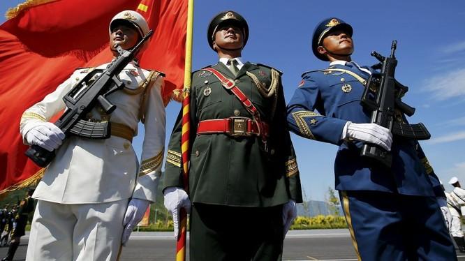 Trung Quốc đang nuôi tham vọng giành vị trí số 1 trên trường quốc tế, thay thế siêu cường Mỹ
