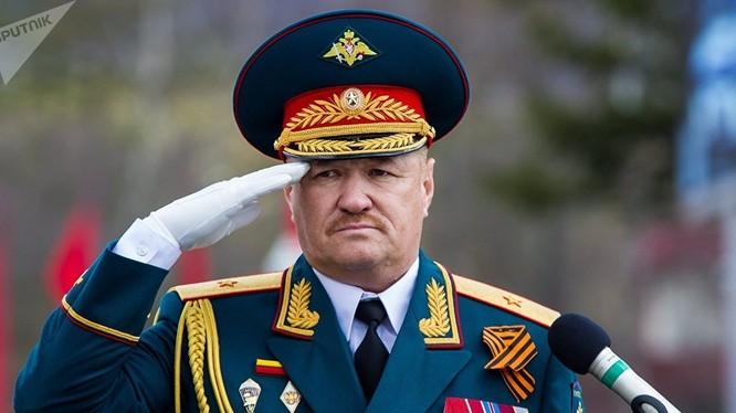 Tướng Asapov là quân nhân Nga mới nhất thiệt mạng tại chiến trường Syria