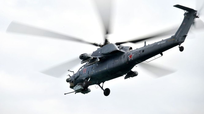 Trực thăng Mi-28 của Nga