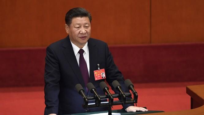 Ông Tập Cận Bình có bài phát biểu dài tới 30.000 chữ, phác thảo tầm nhìn trong nhiều năm tới cho Trung Quốc
