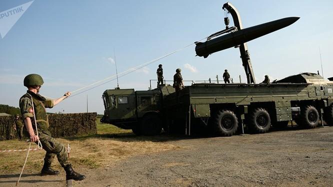 Tên lửa Iskander của Nga
