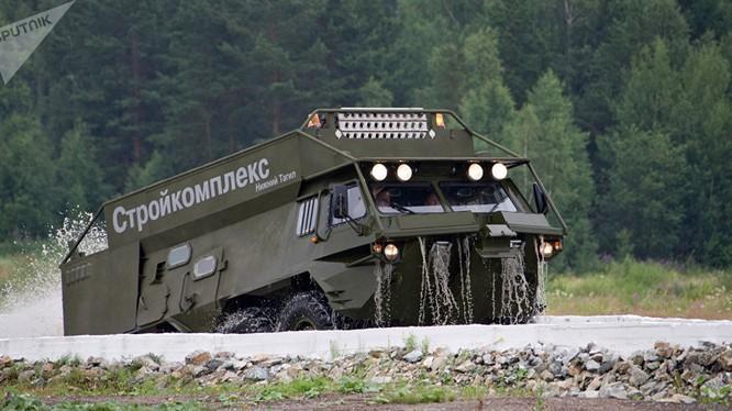 Xe bọc thép của Nga