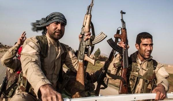 Người Kurd được Mỹ hậu thuẫn đang nuôi mộng thành lập quốc gia riêng