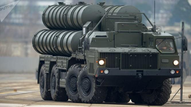 Hệ thống tên lửa S-400 của Nga được nhiều nước quan tâm