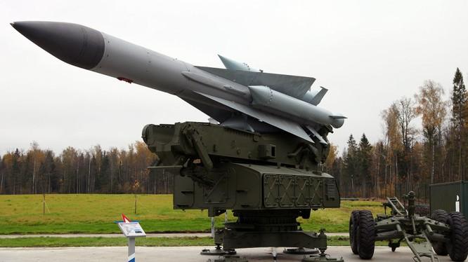 Tên lửa S-200 do Liên Xô sản xuất