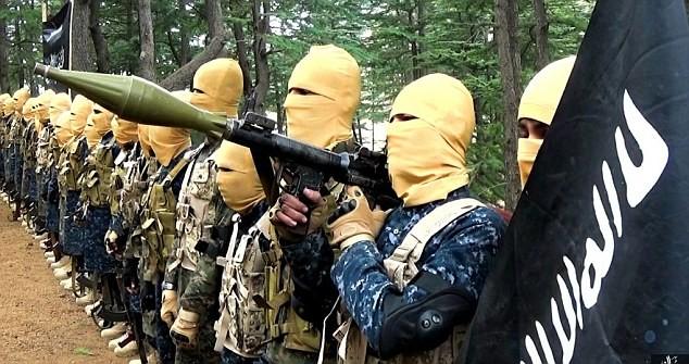 IS đã xuất hiện ở Afghanistan