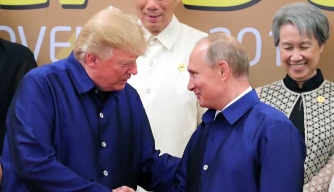 Hai nhà lãnh đạo Nga-Mỹ gặp nhau tại Đà Nẵng, Việt Nam