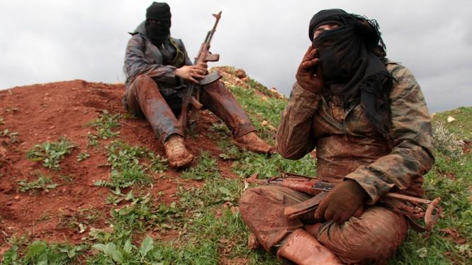 IS đang trên đà sụp đổ tại chiến trường Syria