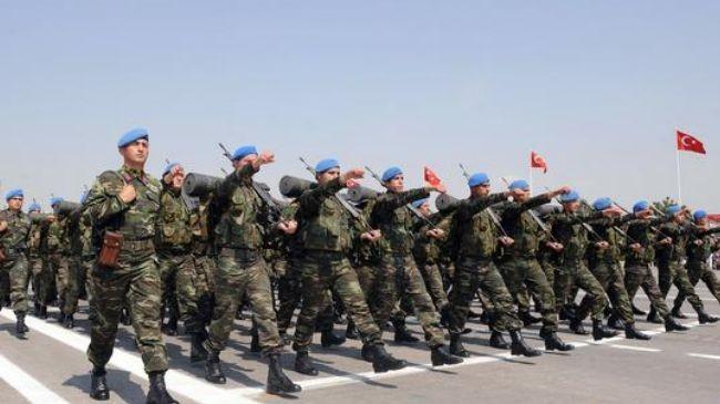 Quân đội Thổ Nhĩ Kỳ