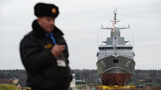Chiến hạm tên lửa Karakurt của Nga