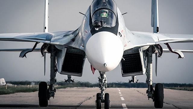 Chiến đấu cơ Su-30 của không quân Nga