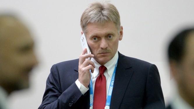 Ông Peskov
