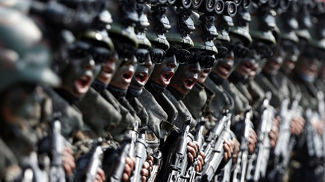Lính đặc nhiệm Triều Tiên