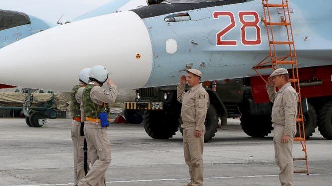 Căn cứ không quân Nga tại Syria