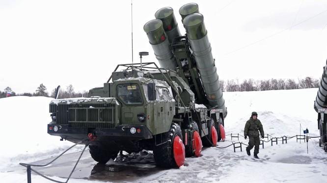 Hệ thống S-400 khét tiếng của Nga