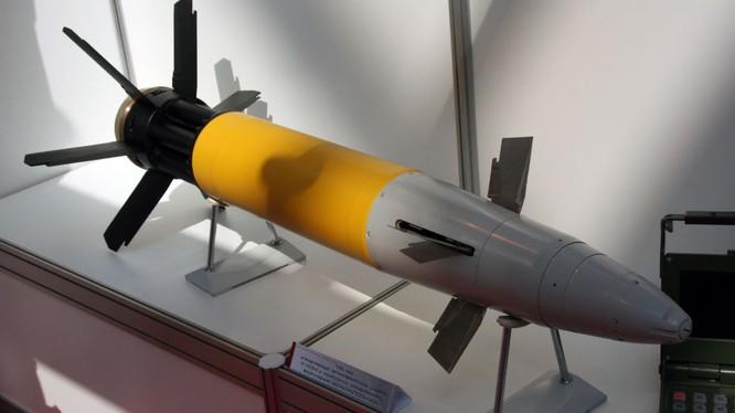 Đạn pháo thông minh Krasnopol M2 của Nga