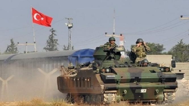 Thổ Nhĩ Kỳ công khai can thiệp quân sự vào Syria