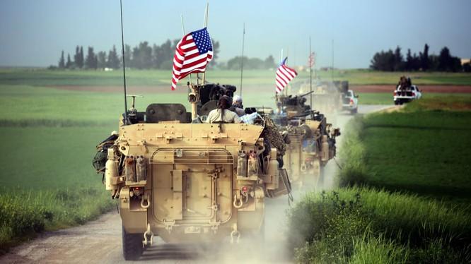 Mỹ đang hỗ trợ một số lực lượng chống chính phủ Syria