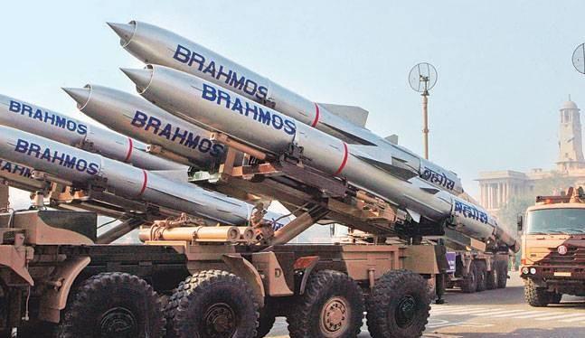 Tên lửa BrahMos của Ấn Độ hợp tác với Nga sản xuất