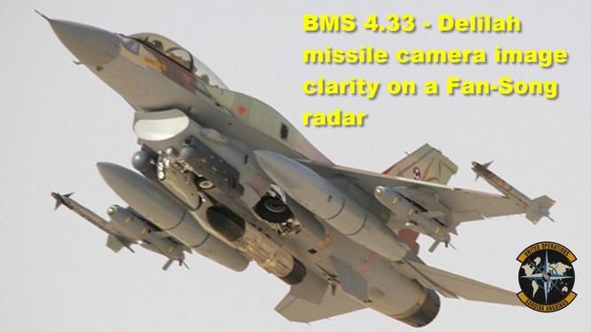 Chiến đấu cơ của không quân Israel