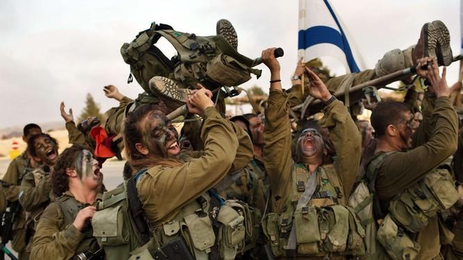 Quân đội Israel rất hùng hậu và thiện chiến