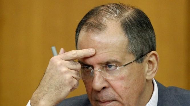 Ông Lavrov