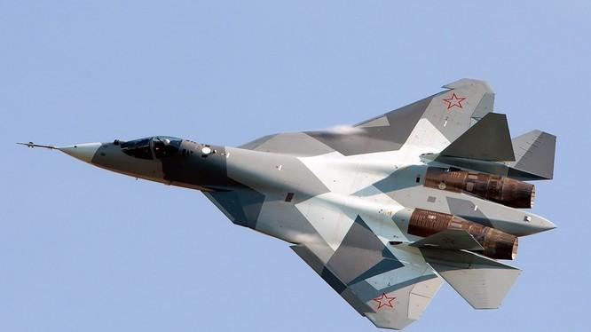 Chiến đấu cơ Su-57 Nga