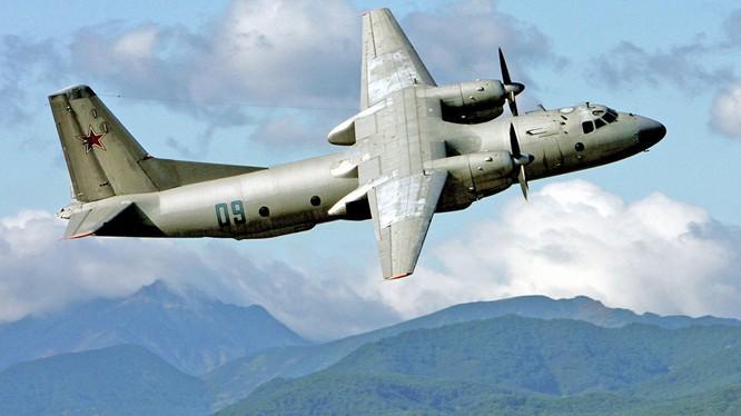 Máy bay vận tải AN-26 của không quân Nga
